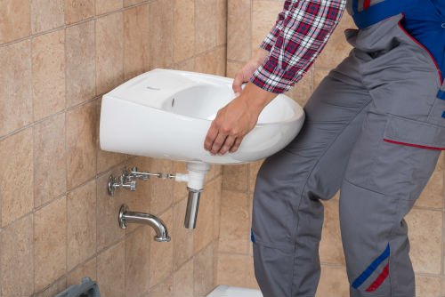 Bathroom fitting 2 - Building Services